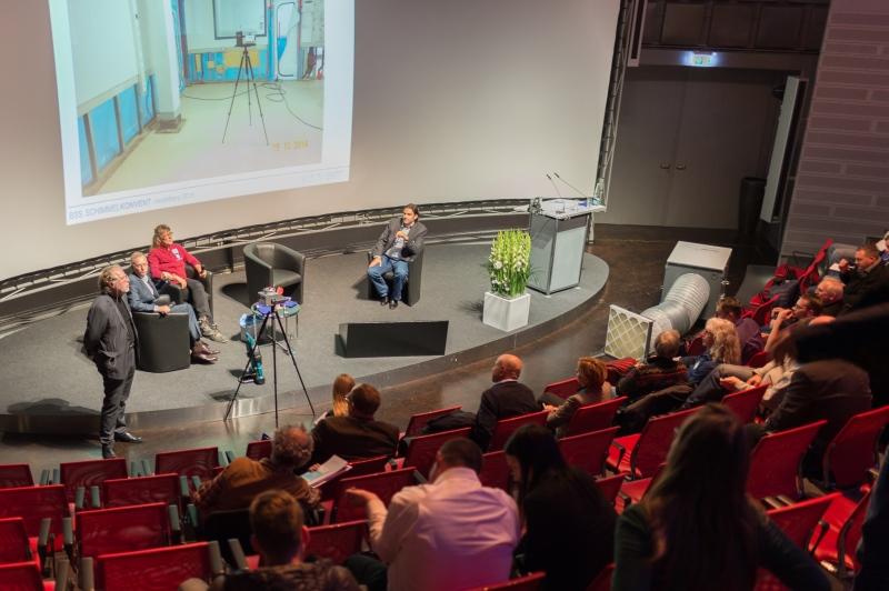 Die Veranstaltung zeichnete sich insbesondere durch einen direkten Dialog mit den Teilnehmern aus. Praxisbezug und individuelle Problemlösungen standen im Vordergrund.